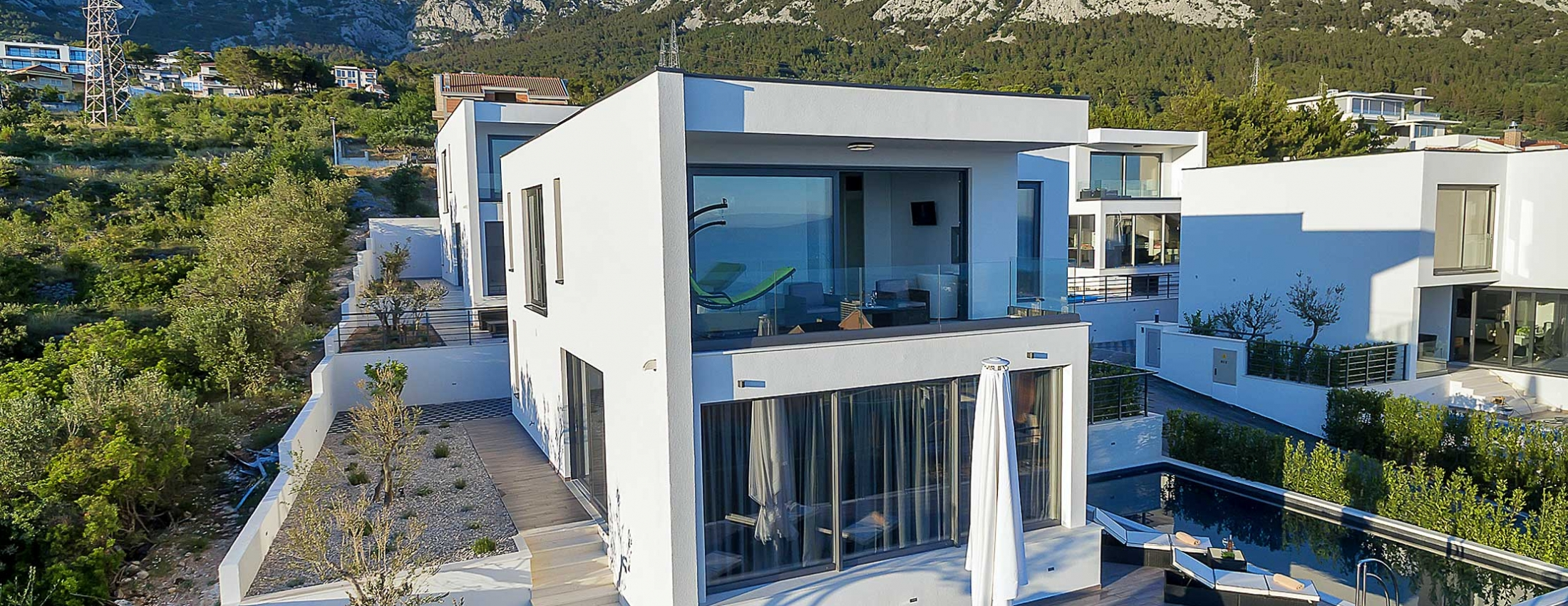 Rent Villa in Makarska