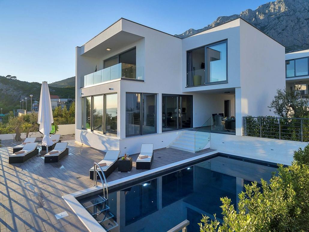 Villa in Makarska mieten